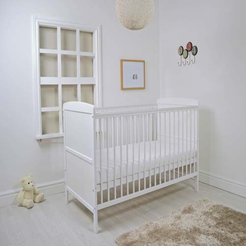 Kareena Cot Bed (white)
