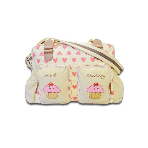 hearty-cupcake-changing-bag-front-view500x500px